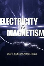 Electricity and Magnetism (Paperback or Softback)