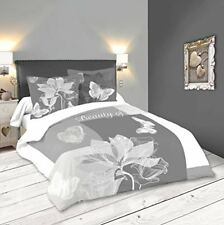Linge de lit et ensembles à motif Floral en 100% coton, 260 cm x 260 cm