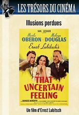 DVD Illusions perdues (That Uncertain Feeling) - Ernst Lubitsch / IMPORT