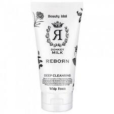 Beauty Idol Donkey Milk Reborn Deep Cleansing Whip Foam by Beauty Buffet 120g.