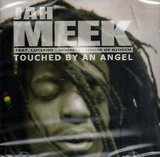 "JAH MEEK ""Touched By An Angel"" CD 2005 SEALED"
