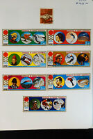 French Equatorial Guinea Popular 1970s Stamp Collection
