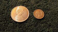 Canada 80% Silver Coins lot of 2  One 50 cent and one 10 cent coins