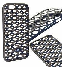 Apple iPhone 6s 6 Case Metal Dual Layer Vented  Cover STI:L Urban Knight Titan