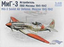 Soviet MiG-3 Soviet Air Defense Moscow 1941-1942 1/48 NIB 48005 (FREE SHIPPING)