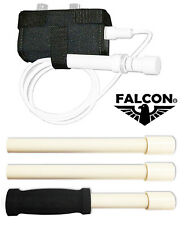 FALCON MD20 METAL DETECTOR Handle + Holster Only NEW IN PACKAGE