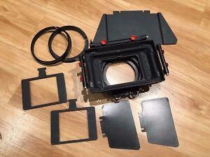 OConnor O-Box WM Mattebox Deluxe Set 15mm Lt Weight Great Condition