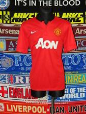 4/5 Manchester United adults XL 2013 football shirt jersey trikot
