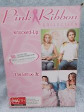 KNOCKED UP/THE BREAK-UP(2 DISC BOXSET)JENNIFER ANISTON VINCE VAUGHN MA R4