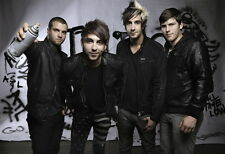 """021 All Time Low - Pop Punk Band Music Stars 20""""x14"""" Poster"""