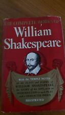 the complet works of william  shakespeare - bellisimo - beautiful work