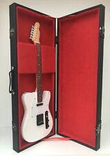 Freddie Mercury Telecaster Guitar miniature with Case and Stand (UK)