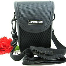 New Digital Camera Carry Case Bag For SONY Cyber-Shot DSC WX220 WX500 RX100