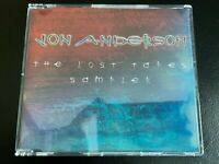 JON ANDERSON ~ THE LOST TAPES SAMPLER CD/EP - 5 SONGS ~ YES