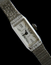 Vintage Wittnauer Geneve 10K Gold Filled 17 Jewels Swiss Wind Up Ladies Watch