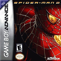 Spider-Man 2 - Nintendo Game Boy Advance GBA (Cartridge Only)