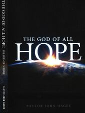 God of All Hope - 4 Cds - John Hagee - Sale !  Rare !
