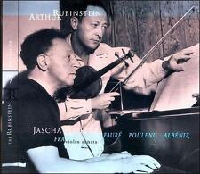 Rubinstein Collection, Vol. 7: Franck: Violin and Piano Sonata; Faur, Poulenc, A