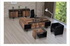 Büromöbel-Set, Komplett Büro / Schreibtisch,Schrank,Beistelltisch