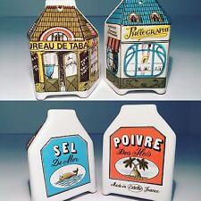 Vintage Estello Made in France Salt and Pepper Shakers Little Shops