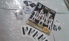 ALBUM JUVENTUS 2018-19 +SET COMPLETO +SPECIAL CARD FIGURINE ED.EURO PUBLISHING