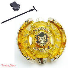 Fusion Beyblade Masters Metal Beat Lynx TH170WD BB109 w/ Power Launcher