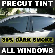 Precut Window Tint for Ford F-150 Super Cab/EXT Cab 2009-2013 -30% Dark Smoke