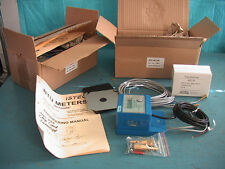 ISTEC Model 4001 BTU Meter Kit Solar or Woodgas or other Heating measurement