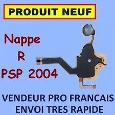 NAPPE FLEX BOUTONS DROITE GACHETTE R SONY PSP SLIM LITE 2004 NEUF EXPEDITION 24H