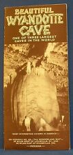 Wyandotte Cave, In/Very Olde Brochure