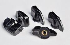 5ps Bakelite audio Knob 40x20mm Volume Control amplifier potentiometer Alps ...