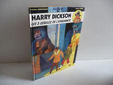 Ed. Dargaud   EO HARRY DICKSON  N° 3  Les 3 cercles de l'épouvante  dec16
