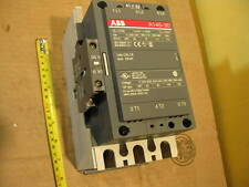 ABB A145-30 Contactor 3 Phase 250A 600V 125HP 120V coil Made in Sweden