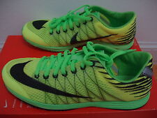 *New/flaw Nike Lunarspider R3 running shoes mens 8 =womens 9.5 neon green/yellow