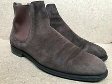 Church's Amberley 2 Brown Suede Ankle Boots Size UK 8 G | USA 9