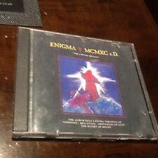 ENIGMA - MCMXC A.D. - CD ALBUM - SADENESS / MEA CULPA / PRINCIPLES OF LUST +