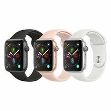 Apple Watch Series 4 40mm 44mm Aluminum GPS + GSM Cellular 4G LTE Smartwatch