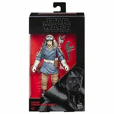 Star Wars Black Series 6 Inch Rogue One Captain Cassian Andor (Eadu) New UK