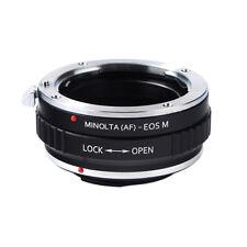 AF-EOS M Bague d'Adaptation pr Minolta(AF) lens à Caméra Canon EOS M/K&F Concept