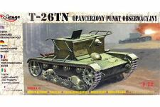 MIRAGE HOBBY 72606 1/72 T-26TN Armoured Observation Post