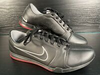 Nike Black CIRCUIT Sport Fitness Trainer - Size 8.5 UK - EUR 43 - Lightly Worn
