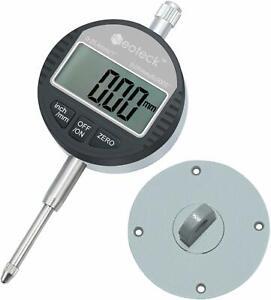 DTI Gauge Digital Dial Test Indicator Digital Measuring Probe Metrology Lab Tool