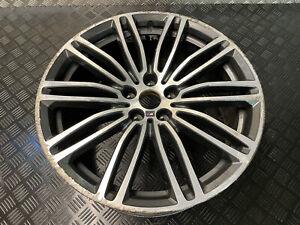 Genuine BMW 5 Series G30 Alloy Wheel 7855083 664M Front