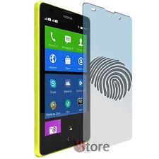 4 Película Matt Para Nokia XL Anti-glare Anti-huellas Películas pantalla LCD