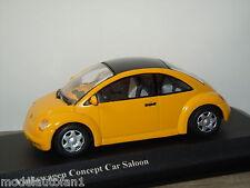 VW Volkswagen Concept Car Saloon van Minichamps 1:43 in box *14381