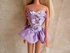 Barbie Ballett Kleid flieder lila aus den 90er