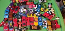 LOT OF  CLASSIC CADDIE,SPIDER MA, MERCEDES,TURCKS.TOTAL OF 87 HOT WHEELS IRON CA