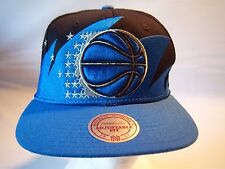 RARE Vintage Mitchell & Ness NBA Orlando Magic Snap Back Hat Cap NWT