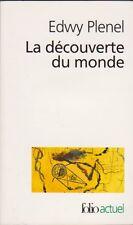 Edwy Plenel - La découverte du monde