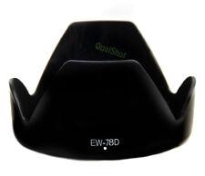 EW-78D Lens Hood for Canon EF-S 18-200mm f3.5-5.6 IS USM Lens